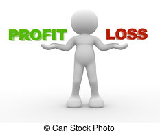 profit and loss clipart 1