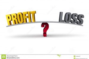 profit and loss clipart 12