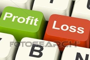 profit and loss clipart 13