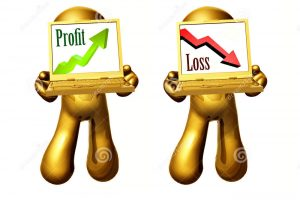 profit and loss clipart 2