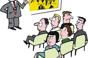 public speaking audience clipart 7