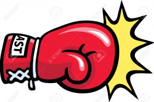 punch clipart 8