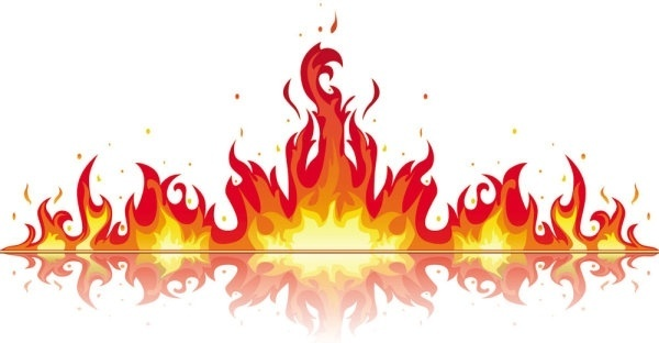 realistic fire flames clipart 3 clipart station rh clipartstation com flames clipart free flames clipart images