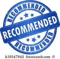 recommendation clipart 2