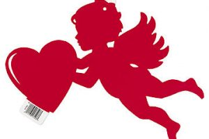 red cupid clipart 5