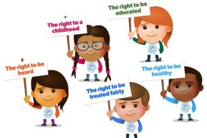 rights of a child clipart 1