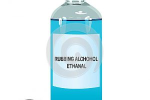rubbing alcohol clipart 5