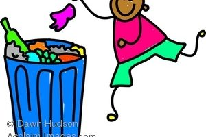 rubbish bin clipart 3