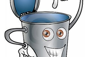 rubbish bin clipart