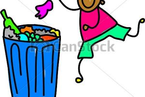 rubbish clipart 1