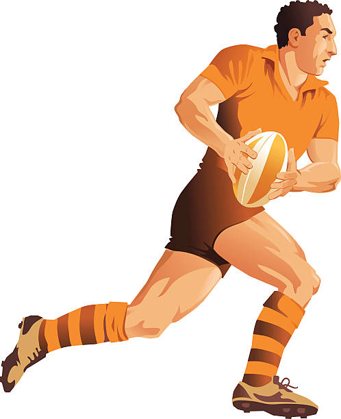 rugby clipart 6 clipart station football player clip art free football player clip art orange
