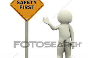 safety first clipart 8