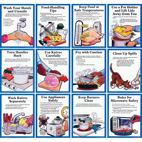 Safety Rules At Home Clipart 4 187 Clipart Station