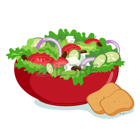Salad Clipart 5 Clipart Station