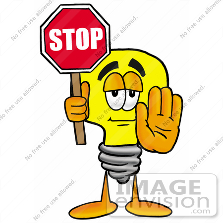 Save Electricity Clipart 10