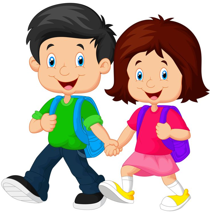 School kids clipart 7 » Clipart Station