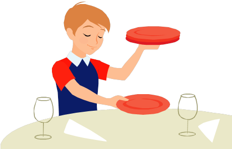 Set the table clipart » Clipart Station