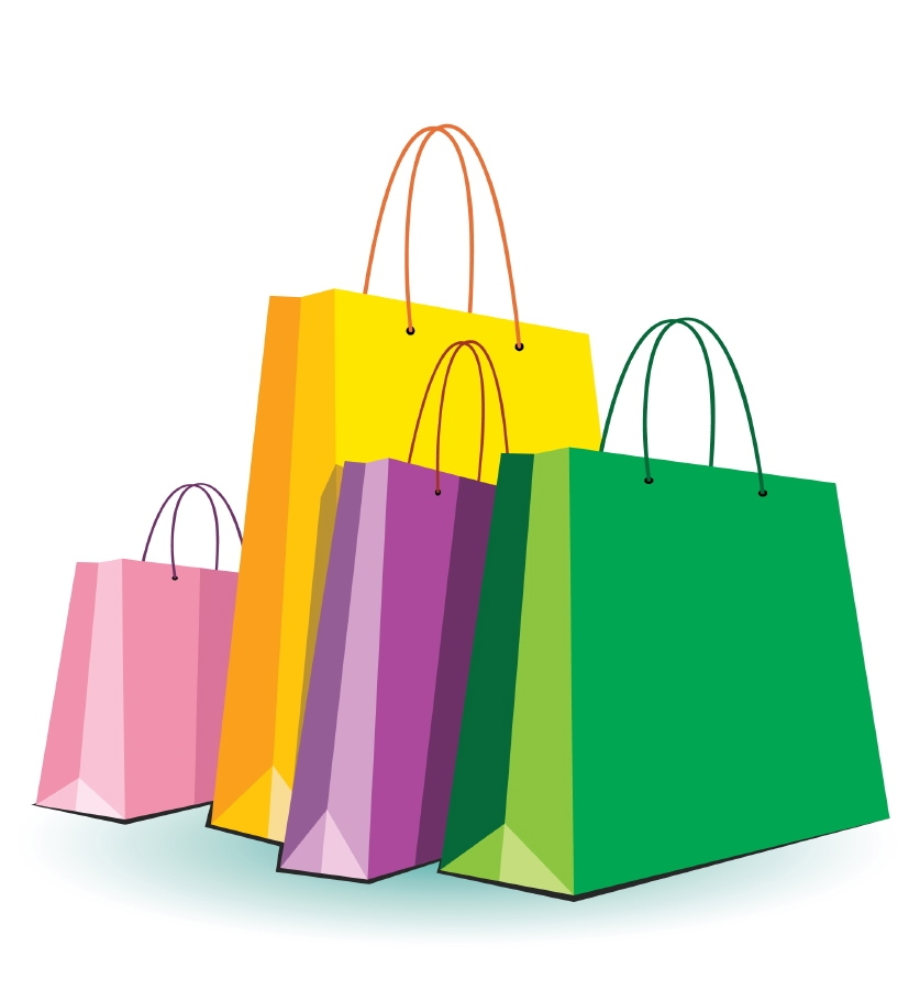 Image result for shopping clipart