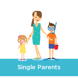 single parent
