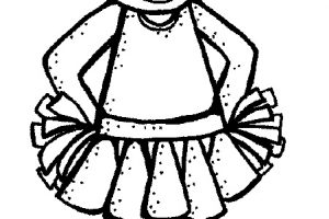 sister clipart black and white 8
