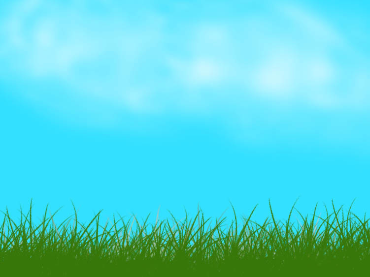 Sky and grass background clipart » Clipart Station