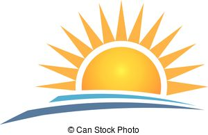 Sonnenaufgang clipart 5 » Clipart Station