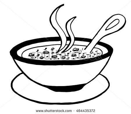 soup clipart black and white 4 clipart station rh clipartstation com soup clip art free soup clip art border free