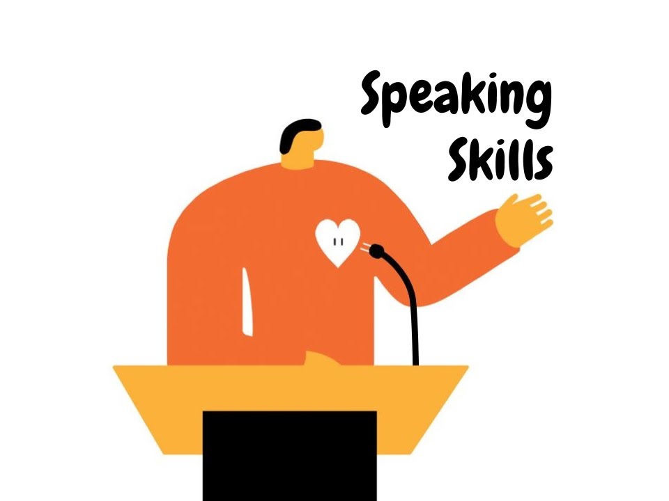 Speaking skills clipart 4 » Clipart Station