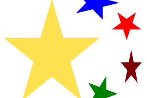 stars clipart png 1