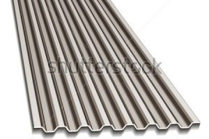 steel roof clipart 7