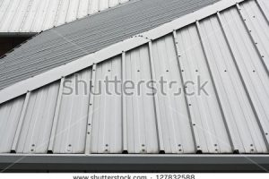 steel roof clipart 9