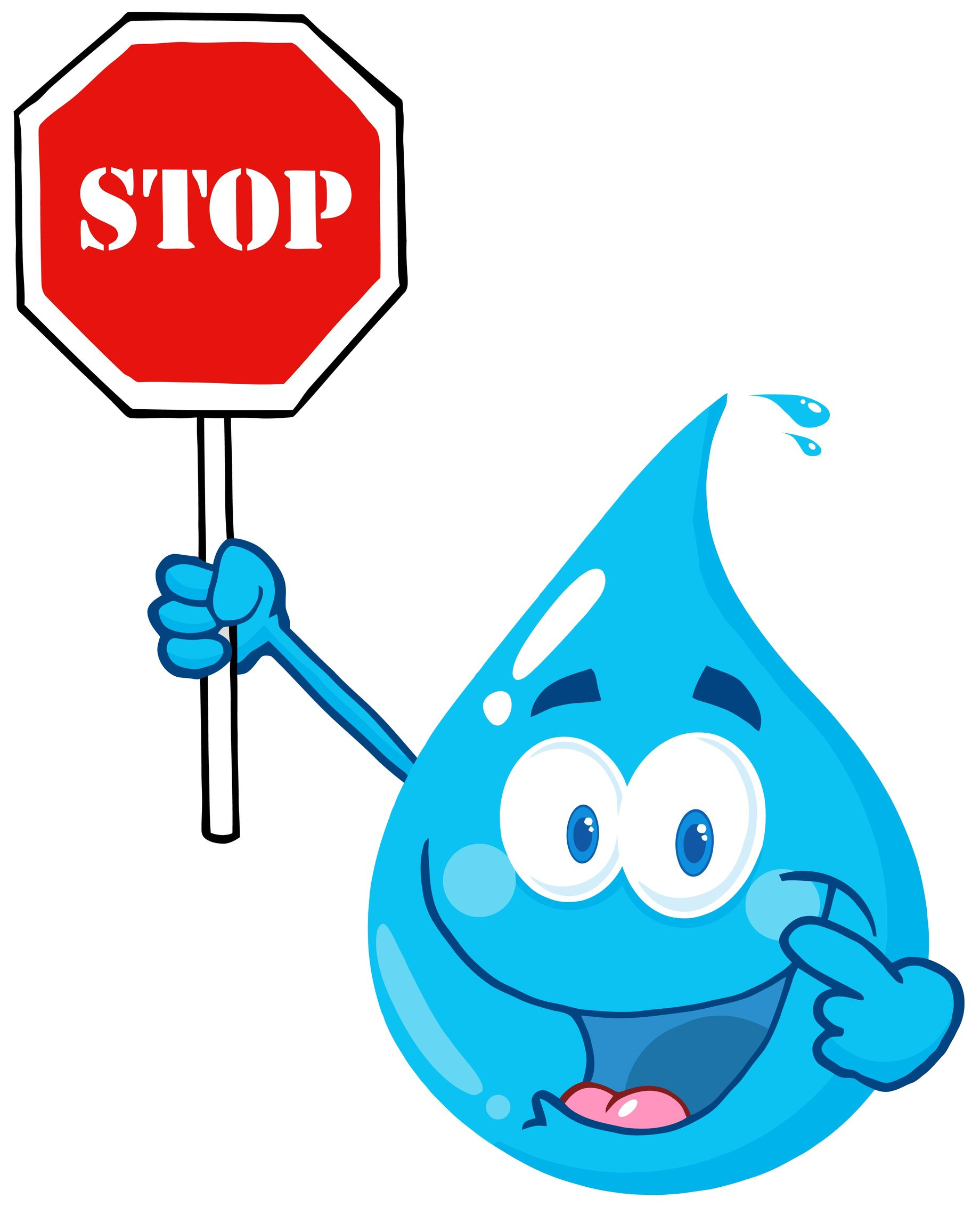 Stop water pollution clipart 12 » Clipart Station