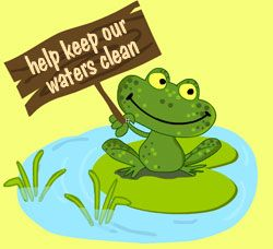 Stop water pollution clipart 5 » Clipart Station