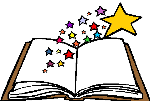 Book story. Clipart station