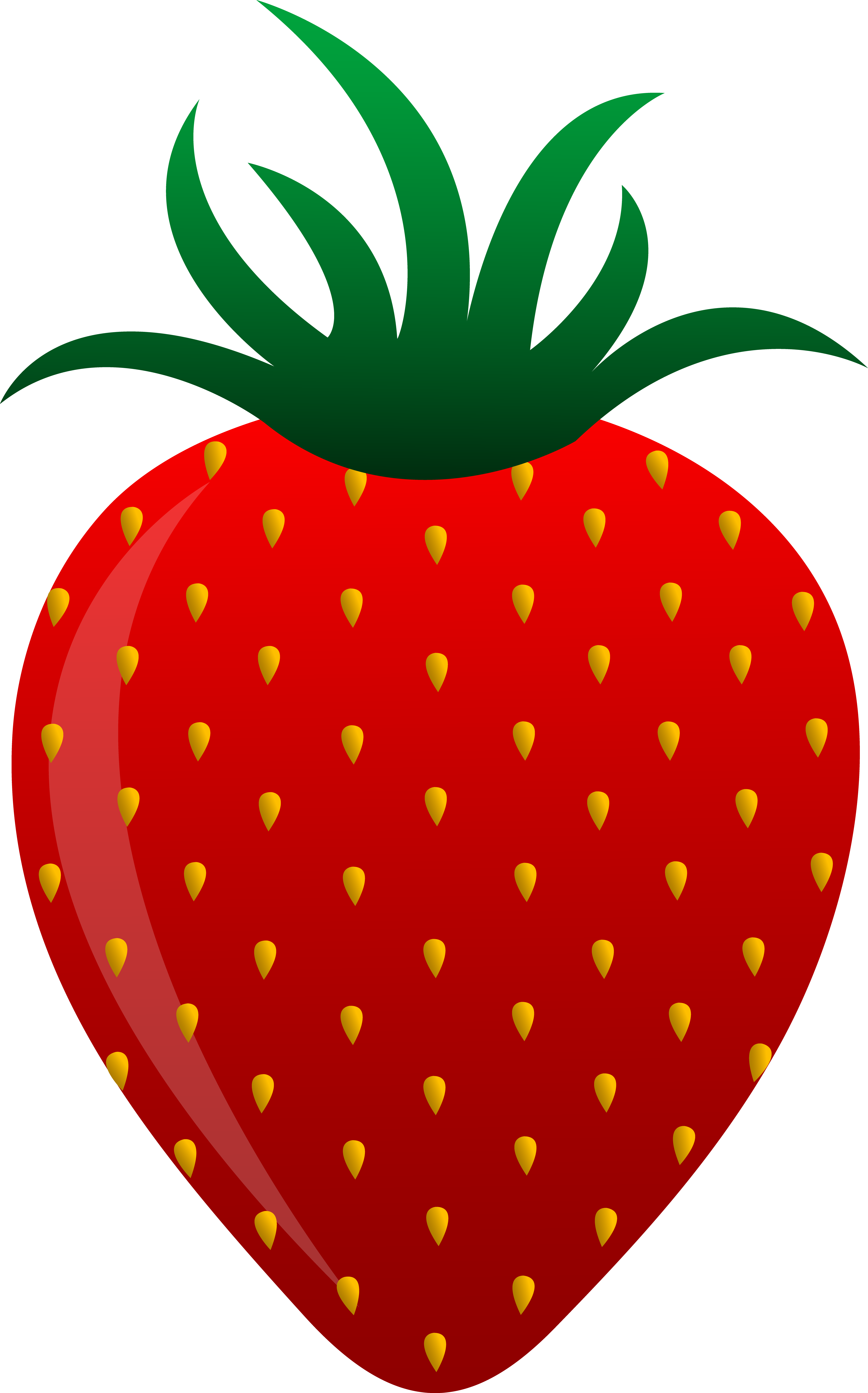 Strawberry clipart 5 » Clipart Station