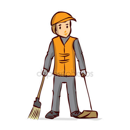 Street sweeper clipart 1 » Clipart Station