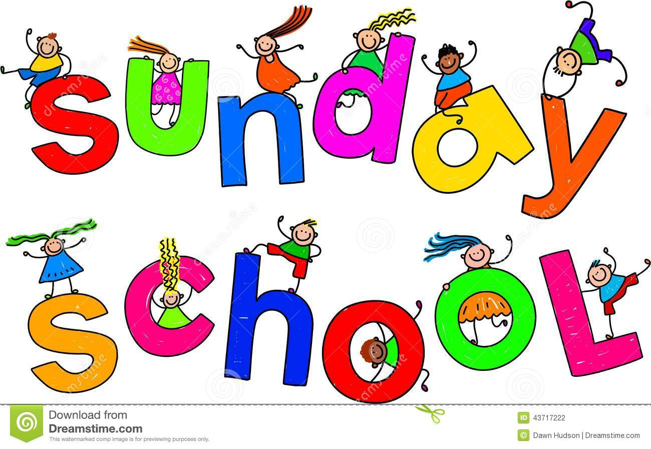 Sunday school children clipart 5 » Clipart Station