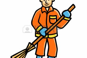 sweeper clipart 9