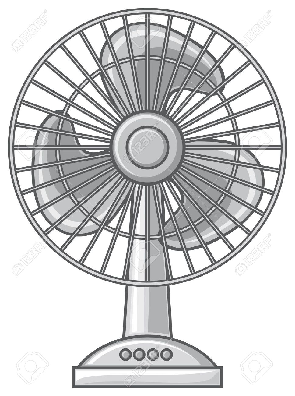 table fan clipart black and white 12 | Clipart Station for Fan Clipart Black And White  54lyp