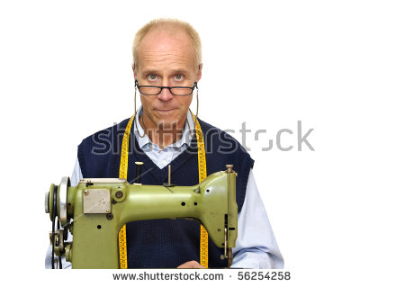 tailor with sewing machine clipart 5 187 clipart station