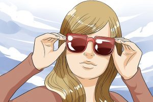 taking care of eyes clipart 1