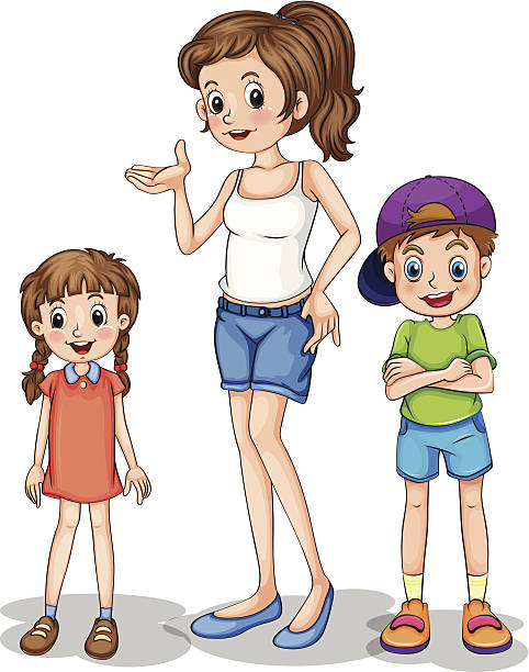 Tall and short clipart 1 » Clipart Station