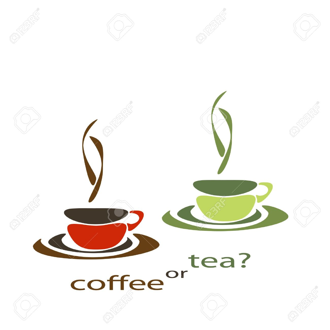 Clip Art Coffee Table: Tea And Coffee Pictures