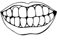 teeth clipart black and white 3 clipart station rh clipartstation com teeth clipart png teeth clipart png