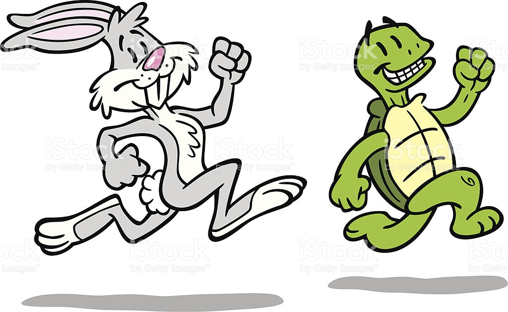 Tortoise And Hare Clipart 6 Clipart Station