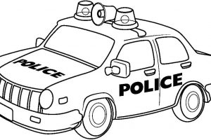 toy car clipart black and white 4
