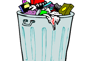 trash can clipart 5