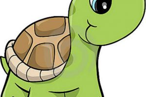 turtle clipart 6