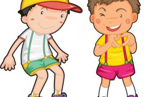 two friends clipart 10