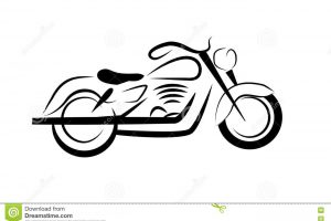 two wheeler clipart 2